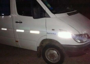 Vendo sprinter 413 excelente estado