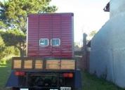 Mercedes benz 1114 con caja