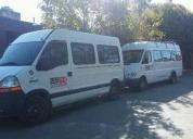 Vendo excelente renault master minibus