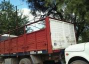 Vendo excelente  camion scania