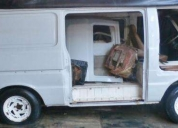 Camioneta toyota hiace