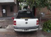 Venta de volkswagen saveiro 1.6. mod. 2010