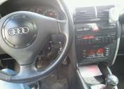 Audi a3 1.8 at 3 puertas,con 4 llantas