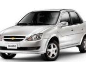 Chevrolet classic. plan progresar, ultimos cupos!