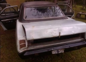 Vendo excelente dodge polara 1973