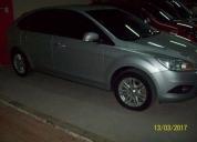 Vendo ford focus ghia nafta 5 puertas 2011.