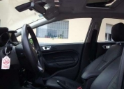 ford fiesta kinectic titanuim impecable sin detalles