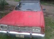 Vendo o permuto ford taunus