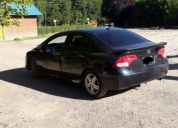 Vendo honda civic exs full 2008,contactarse.