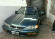 Excelente honda accord full full