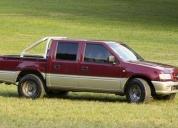 camioneta isuzu 2.8 turbo diesel 2004