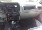 Excelente camioneta isuzu 3.1t diesel 98