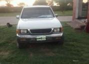 Vendo permutó isuzu diesel 2.5 motor aspirado aire dirección x auto o kangoo a gas papeles al día