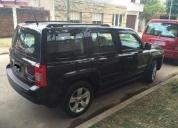 Vendo jeep patriot 4x4 automatica 2011