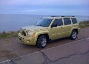 Vendo excelente jeep patriot inmaculada