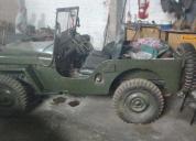 Excelente jeep willi 2a gm