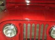 Vendo excelente jeep ika 1957