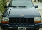 Excelente grand cherokee limited