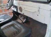 Vendo jeep ika precio charlable