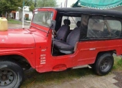 Excelente jeep! contactarse.