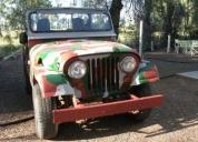 Vendo permuto jeep ika corto modelo 66,contactarse.