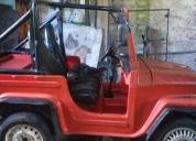 Vendo excelente  mini jeep