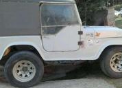 Excelente jeep fibra gnc listo para transferir