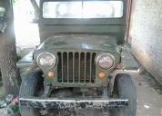 Excelente jeep willis 1947 4x4 motor chevrolet 250