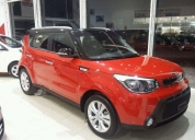 Kia soul 1.6 at bc en impecable estado