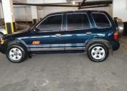 Kia sportag 4x4 diesel .m 1996.aprovecha ya!