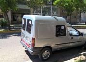 Vendo excelente camioneta furgon diesel ,ford curier