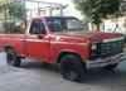 Excelente ford f 100 .impecable