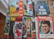 Vendo lote de 356 revistas panorama escucho oferta