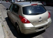 Nissan tiida acenta 2012  5 puertas