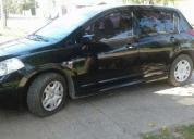Vendo excelente nissan tiida 2011 1.8