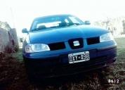 Vendo seat cordoba 2002 gnc motor muy bueno titular papeles al día