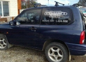 Se vende impecable suzuki grand vitara