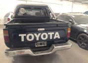 Toyota hilux 99, impecable.