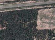 Vendo o permuto 2,5 hectareas en departamento