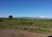 Buena inversion se vende lotes en zona sur en cercanías a terrazas del portezuelo.