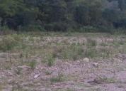Excelente terrenos en campo verde