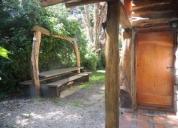 Excelente cabaña en el bosque