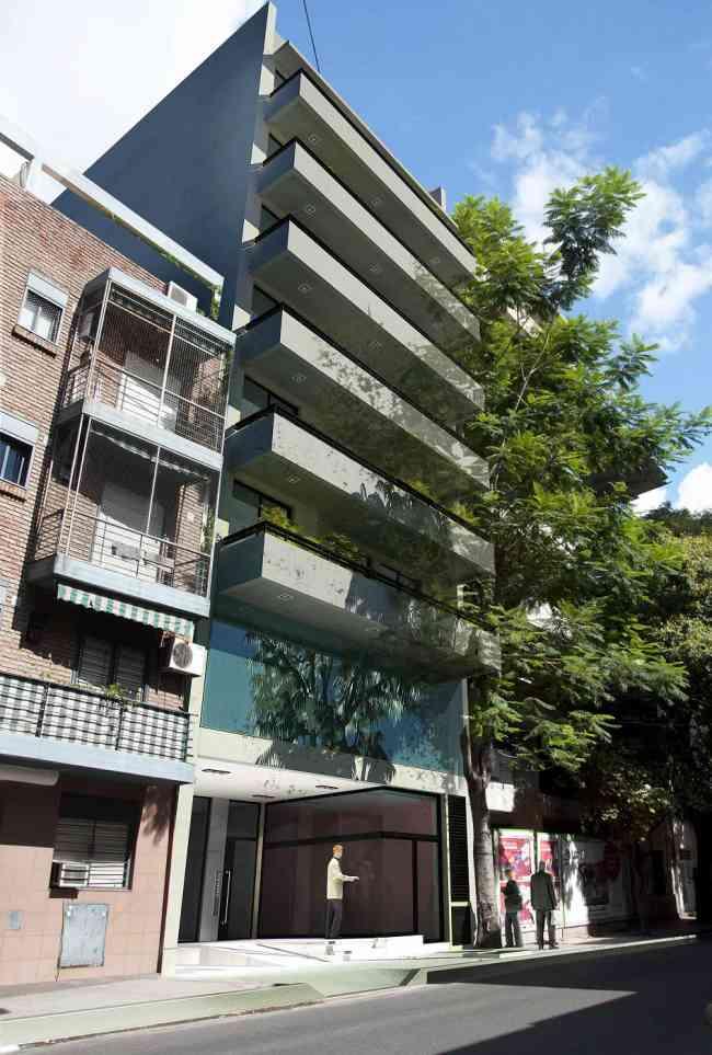 Departamento 2 dormitorios en Venta en Rosario: Balcarce 45 Bis