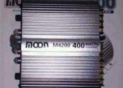 Aprovecha ya! potencia moon m4200