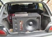 Vendo lindo equipo de sonido,contactarse!