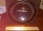 Vendo woofer 12 pioneer con potencia b52