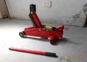 Cricket carrito hidraulico 2 tn.