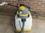 Vendo o permuto maquina de lavar tapisados