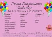 Servicio de candy bar y souvenir,contactarse!