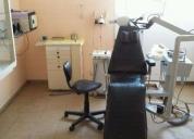 alquilo excelente consultorio odontologico equipado